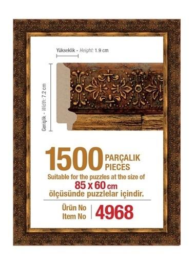 Heidi 1500 Parçalık Puzzle Çerçevesi 60X85 Cm 4968-Educa